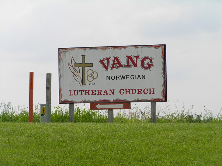 Vang Norwegian Lutheran Church